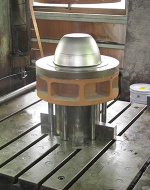 株式会社セキヤ ステンレス深絞り 炉中ロー付 多工程絞り加工 プレス加工 TIG溶接  圧力容器製造